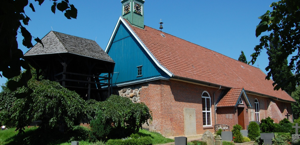 Kirche Heiligenstedten